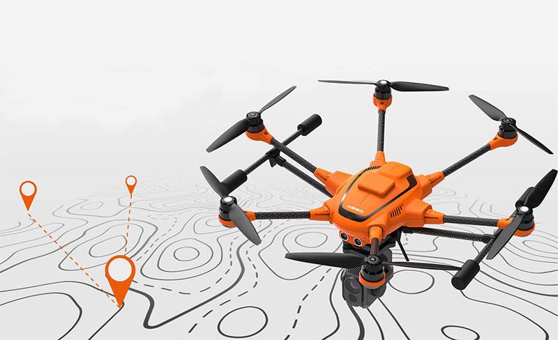 Máy bay phun thuốc trừ sâu - UAV Drone cho nông nghiệp - Made in Vietnam